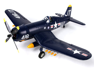 Unique Outdoor Remote Control Plane F4U Corsair Radio Controlled Aircraft PNP Aeromodelling F4U Corsair RC Airplane Model KIT