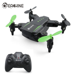 Eachine E59 Mini 2.4G 4CH 6 Axis Foldable Arm Headless Mode RC Drone Quadcopter RTF VS E010 JJRC H345 H37 Christmas Toys Gift
