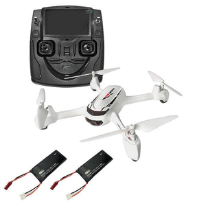 JJRC Hubsan H502S X4 FPV RTF GPS Quadcopter 720P HD Camera 2.4G 4CH Remote Controller Extra 2 Batteries RC Frame