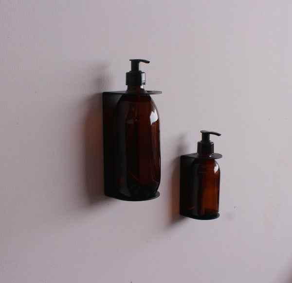 Dispenser with Amber bottle (200ml)
