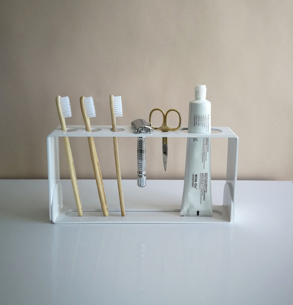 Long Toothbrush stand