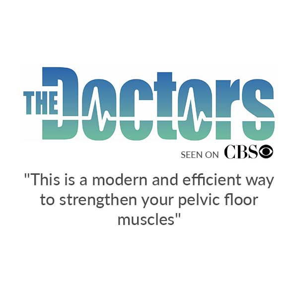 "The Doctors (CBS): ""This is a modern and efficient way to strengthen your pelvic floor muscles"""