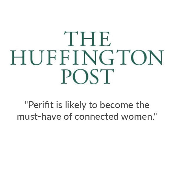 "The Huffigton Post: ""Perifit is likely to become the must-have of connected women."""