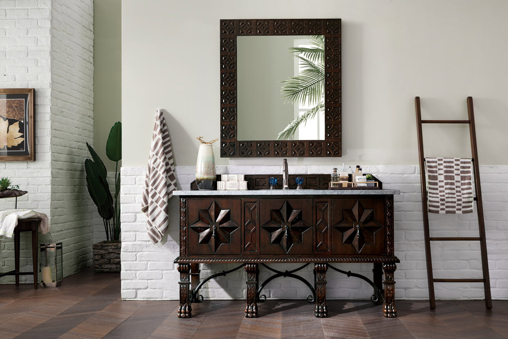 "Balmoral 60"" Single Bathroom Vanity"