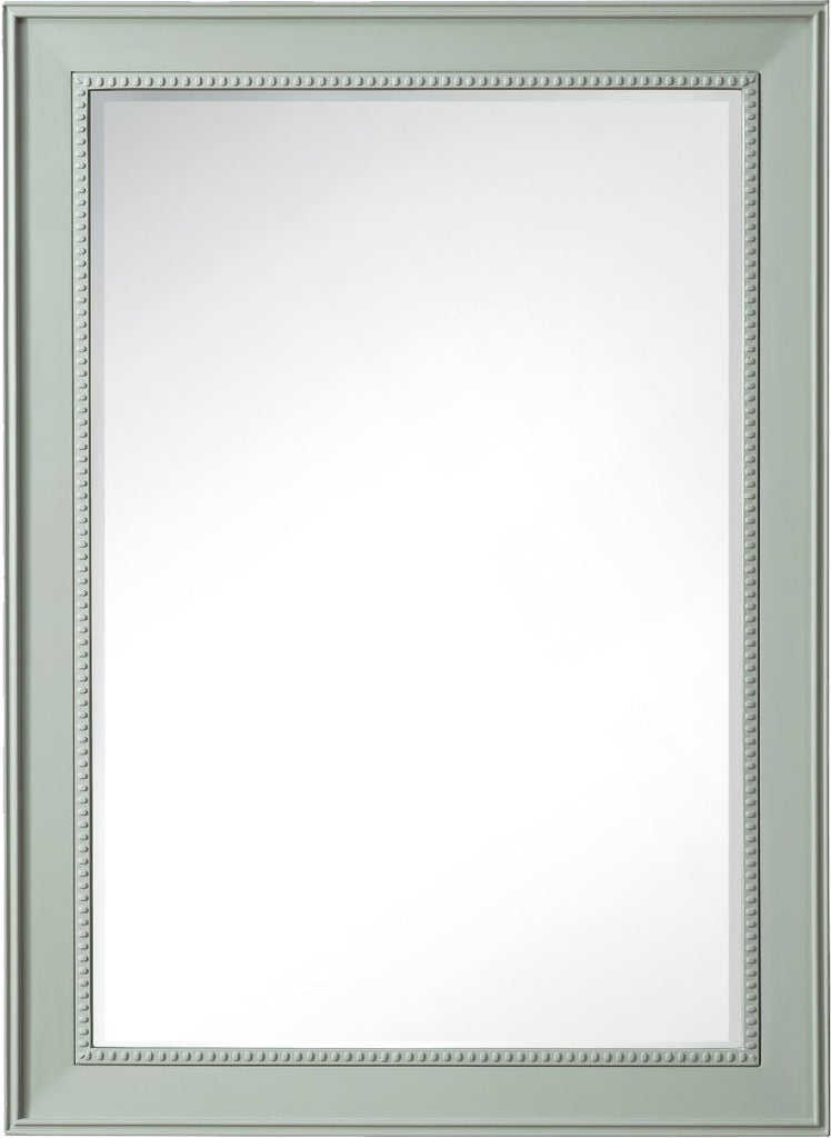 "Bristol 29"" Mirror (Rectangular), Sage Green"