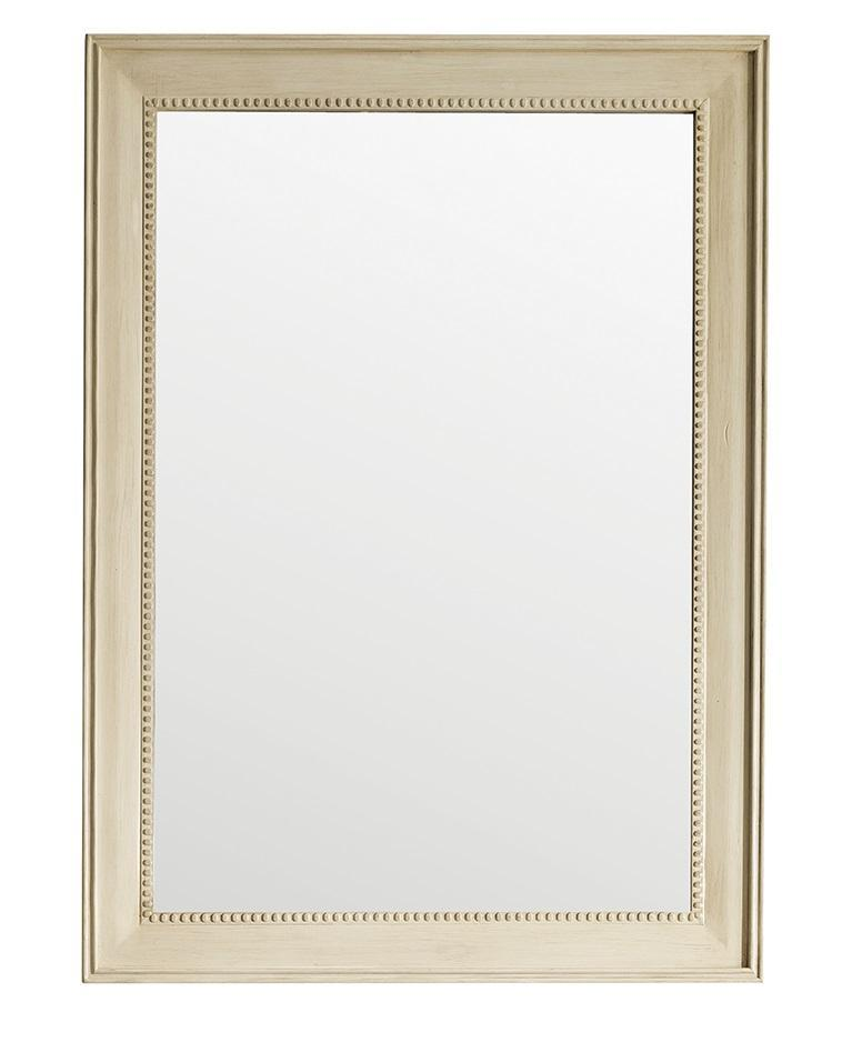 "Bristol 29"" Rectangular Mirror, Vintage Vanilla Mirror James Martin Vanities"