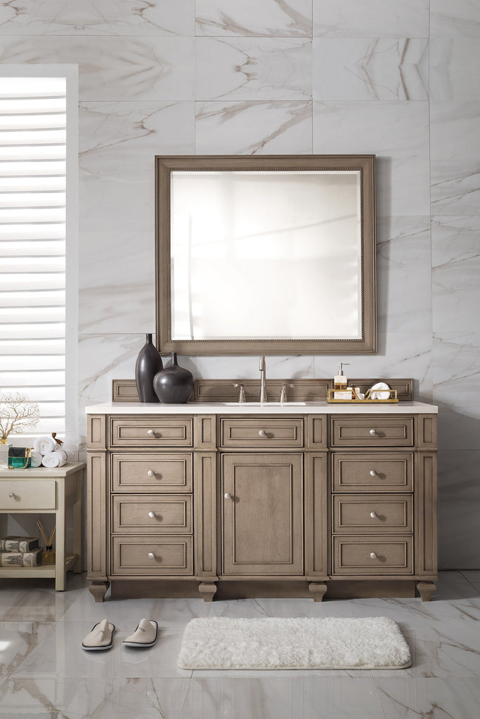 "Bristol 60"" Single Bathroom Vanity"