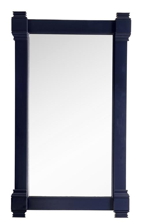 "Brittany 22"" Mirror, Victory Blue Mirror James Martin Vanities"
