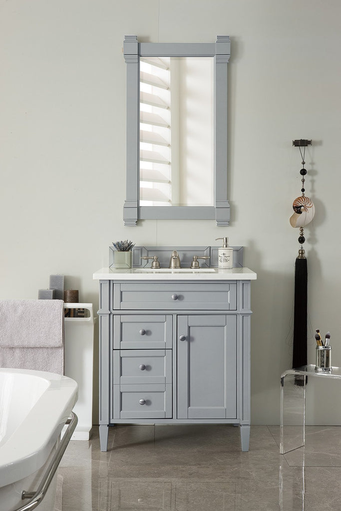 "Brittany 30"" Single Bathroom Vanity"
