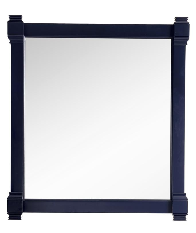 "Brittany 35"" Mirror, Victory Blue"