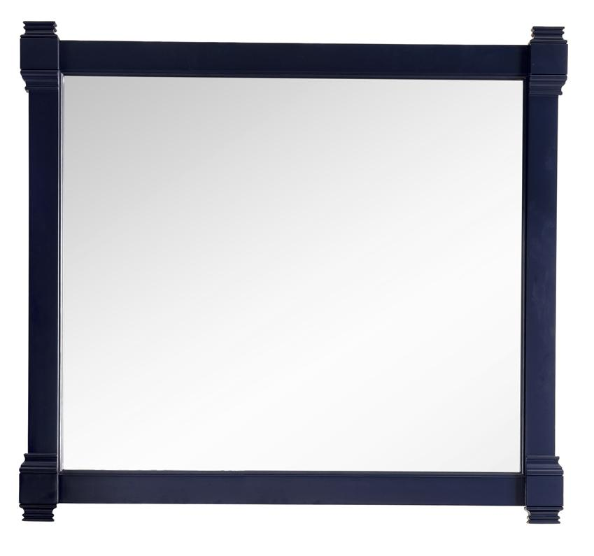 "Brittany 43"" Mirror, Victory Blue Mirror James Martin Vanities"