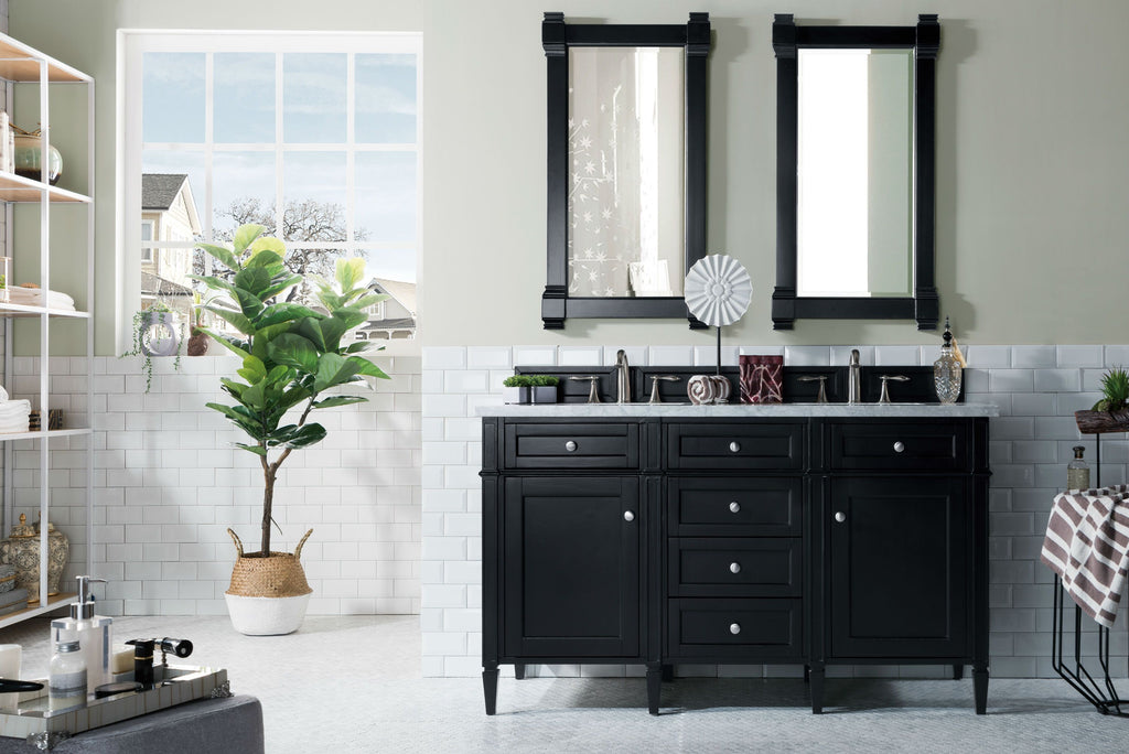 "Brittany 60"" Double Bathroom Vanity"