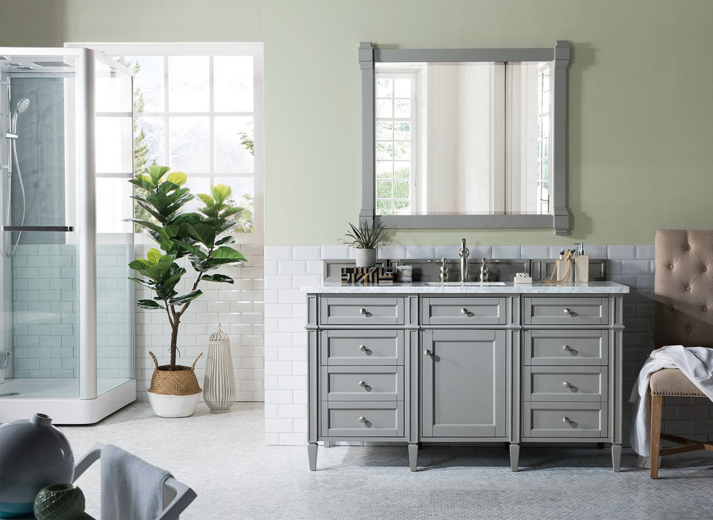 "Brittany 60"" Single Bathroom Vanity"