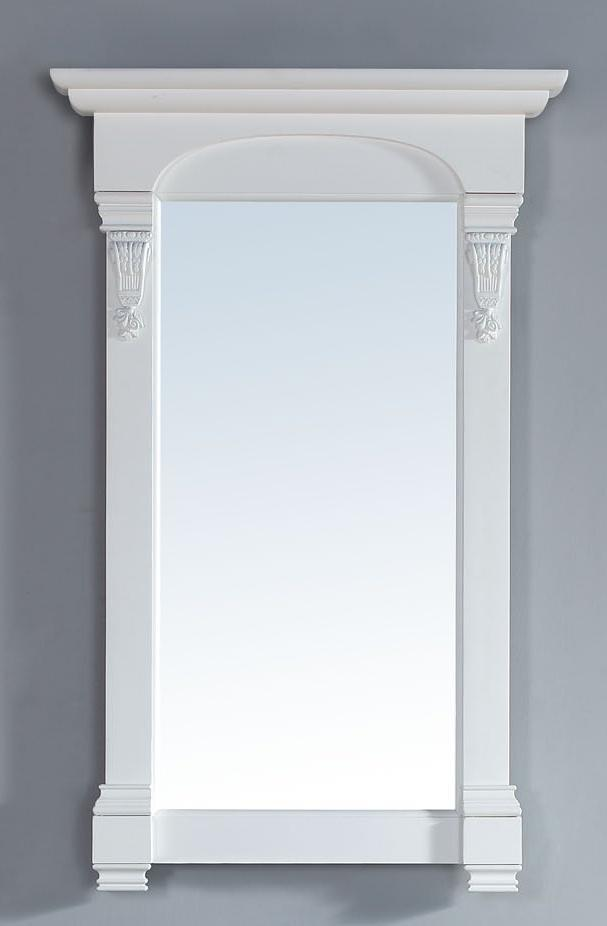 "Brookfield 26"" Mirror, Bright White"