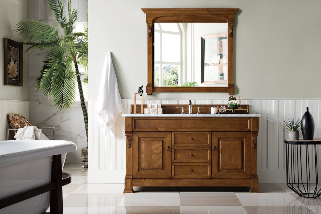 "Brookfield 60"" Single Bathroom Vanity"