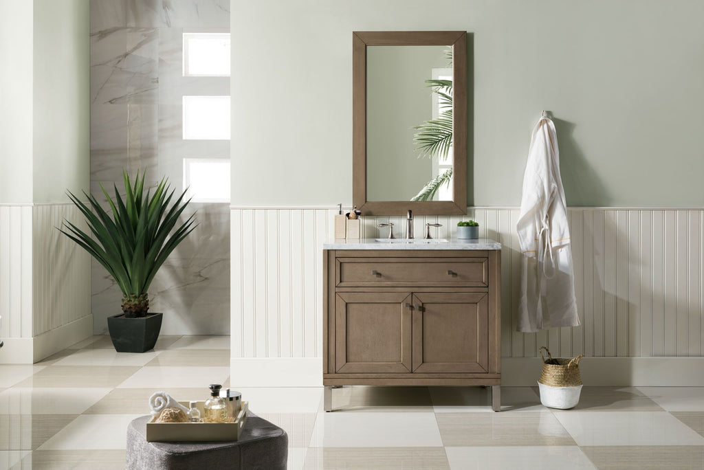 "Chicago 36"" Single Bathroom Vanity"