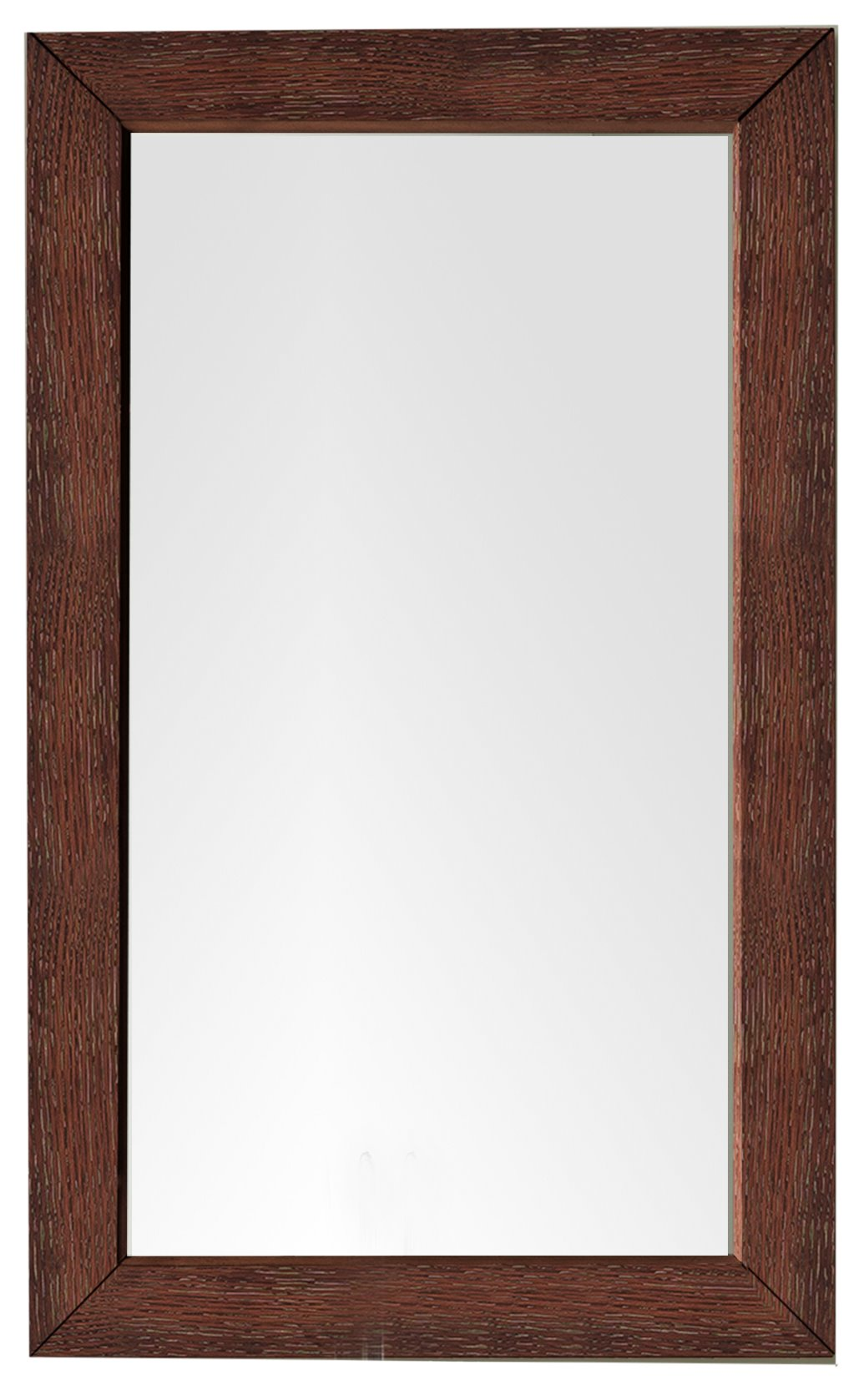 "Columbia 29"" Mirror, Coffee Oak Mirror James Martin Vanities"