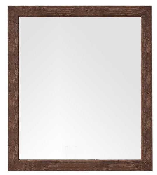 "Columbia 48"" Mirror, Coffee Oak Mirror James Martin Vanities"