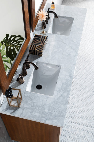 Metropolitan 72 Double Bathroom Vanity