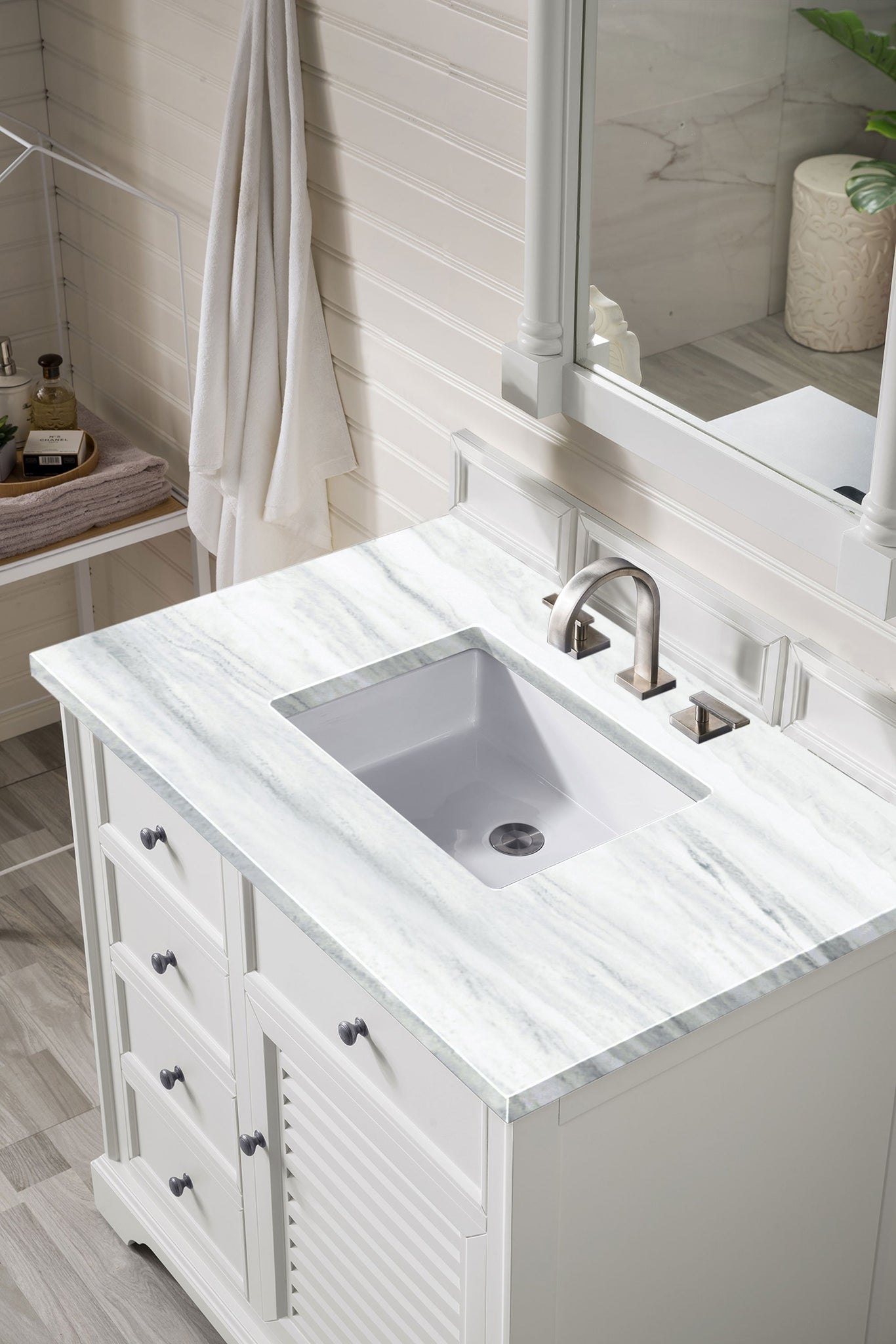 "Savannah 36"" Single Bathroom Vanity Single Bathroom Vanity James Martin Vanities"