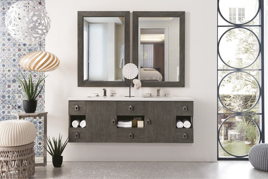 "Sonoma 60"" Double Bathroom Vanity"