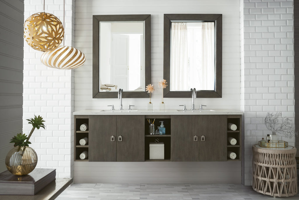 "Sonoma 72"" Double Bathroom Vanity"