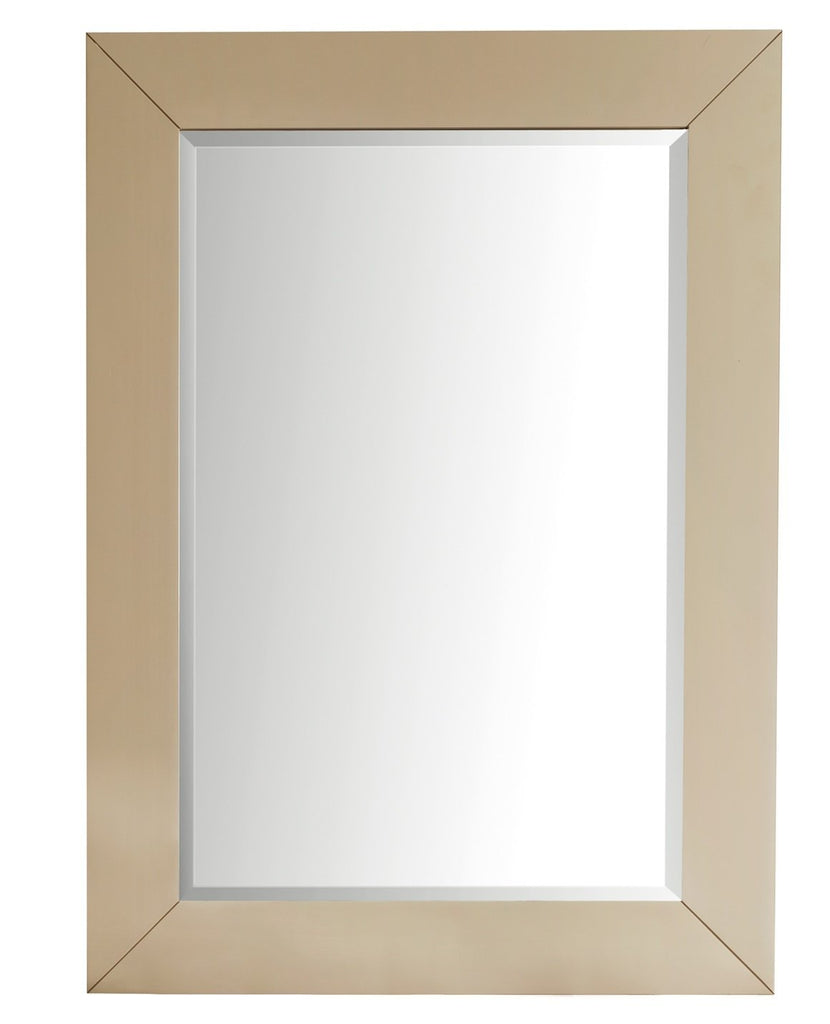"Weston 29"" Rectangular Mirror, Sea Gull"