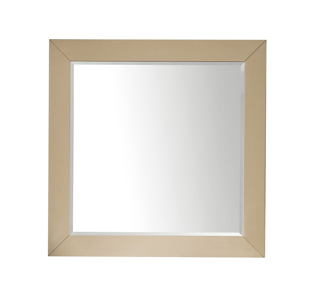 "Weston 40"" Rectangular Mirror, Sea Gull"