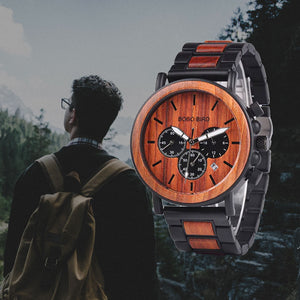 Risk Taker's Timepiece