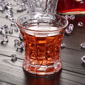 Web-cut Crystal Glass (Set of 2)