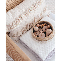 Diamond Knit Blankets