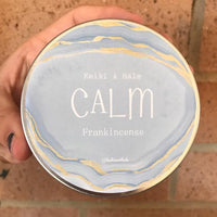 """Calm"" Frankincense Candle"