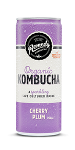 REMEDY Kombuchas
