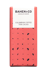 Bahen & Co Bean to Bar Chocolate