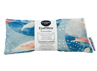 Seaside Eye Pillow
