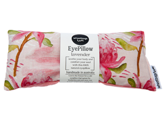 Waratah Eye Pillow