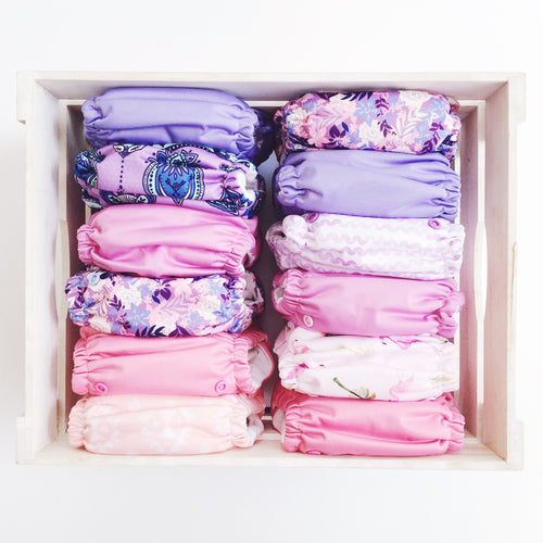 Cloth Nappy 12 Pack