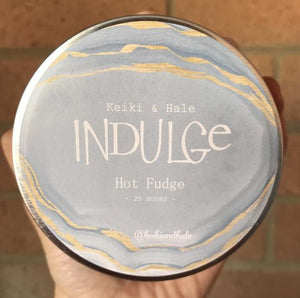 """Indulge"" Hot Fudge Candle"
