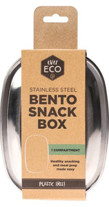 Stainless Steel Bento Snack Boxes
