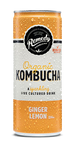 Ginger Lemon Kombucha