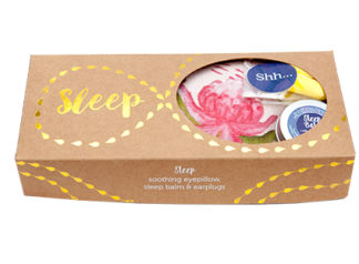 Waratah Sleep Gift Pack