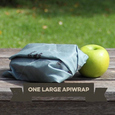 Beeswax Wrap - The Sandwich Wrap (Large)