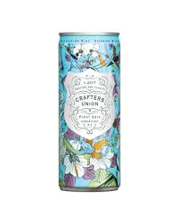 Crafters Union Pinot Gris Cans 250mL