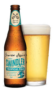 The Swindler Tropical Pale Ale 345mL
