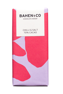 Chilli & Salt 70% Cacao