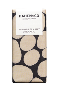 Almond Sea Salt 70% Cacao