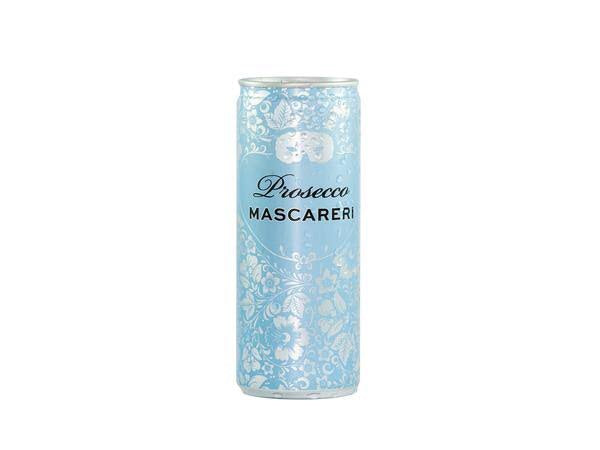 Mascareri Prosecco Cans 250mL