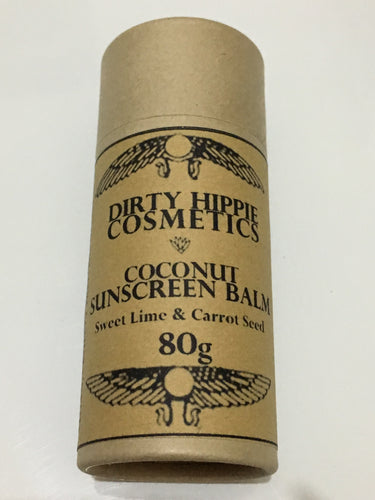 Coconut Sunscreen Balm