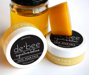 Save Your Face Signature Body Balm