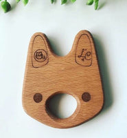 Natural Wooden Teethers